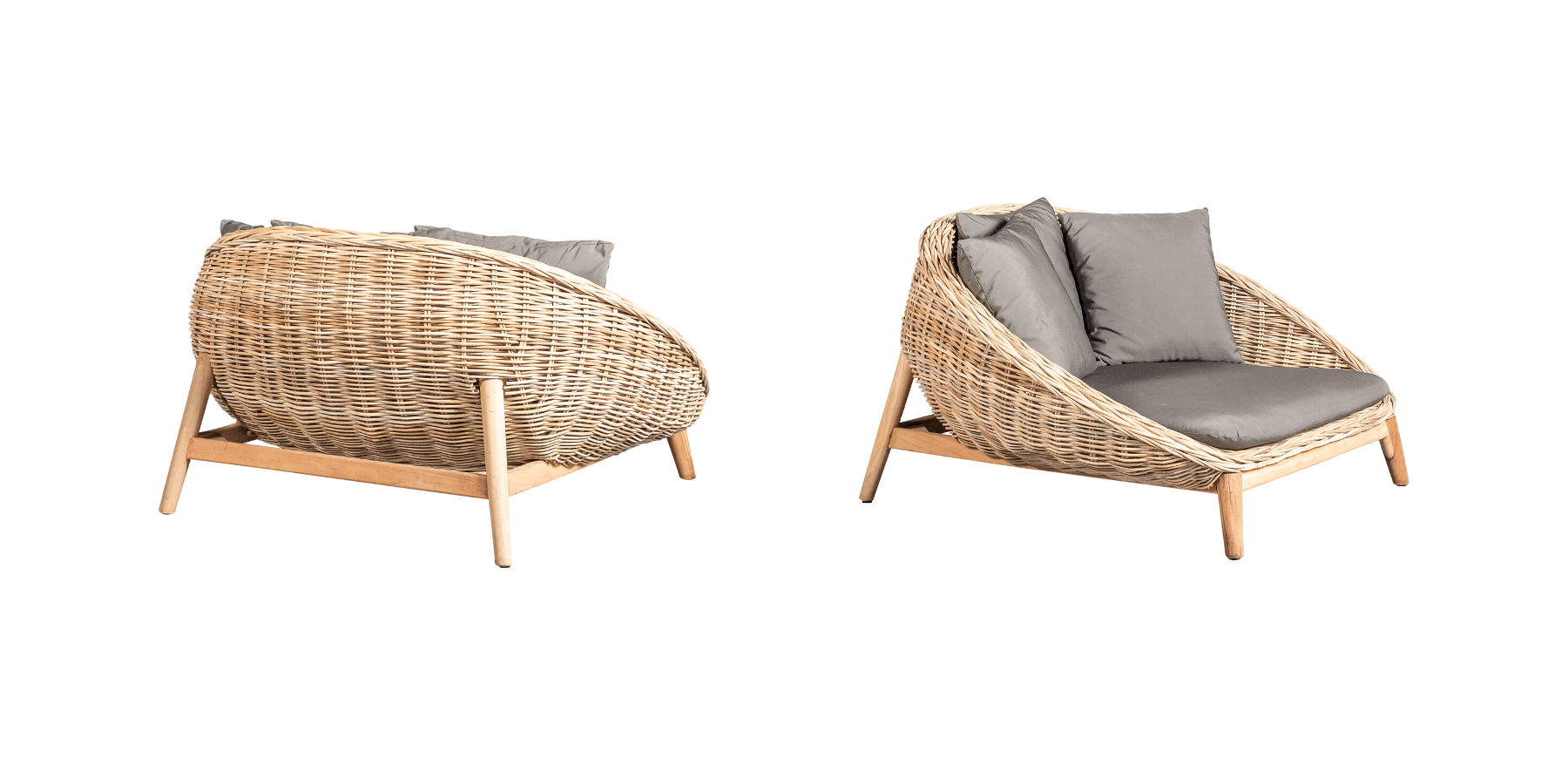 daybed riet