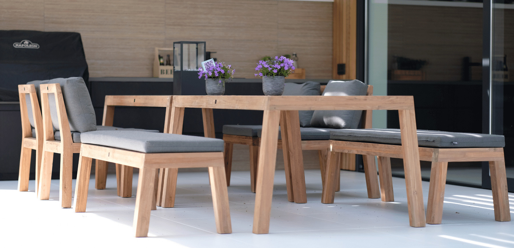 High Dining Tuinset